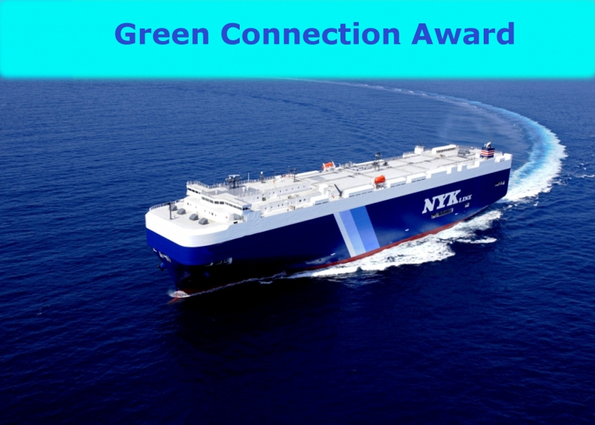green connection award nyk