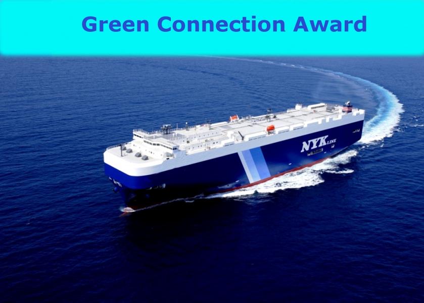 green connection award nyk