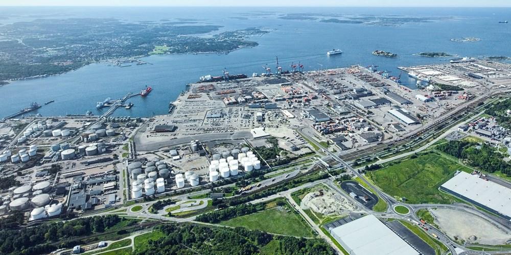 shipping agency - gothenburg